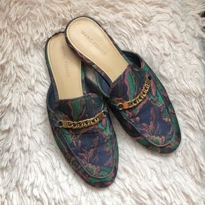 Marc Fisher Slide Loafers